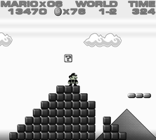 Super Mario Land HD 04042014 by BLUEamnesiac