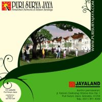 Puri Surya Jaya CD Cover by champchoel