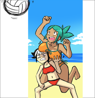 Volley by ShadowbugX
