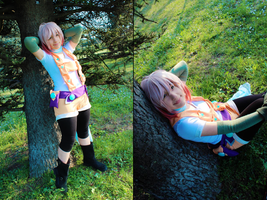 Pascal Tales of Graces cosplay - Free time by Giacchan