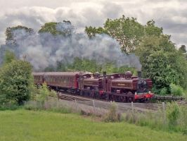 Steam on the Met May 1993 by Mrs Brit by Brit31