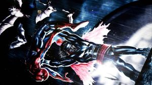 The Amazing Spider-Man Vs. Morbius by ProfessorAdagio
