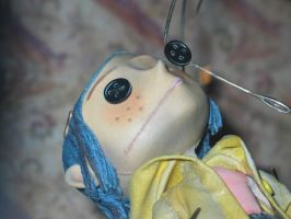 Coraline: Making the Doll by Graystripe64