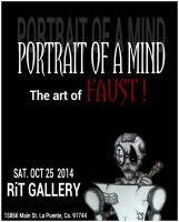 PORTRAIT OF A MIND The Art Of FAUST by FAUST76
