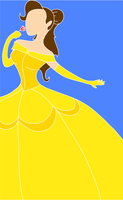 Belle by Anaponey2000
