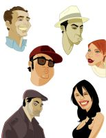 faces by VoteQuimby