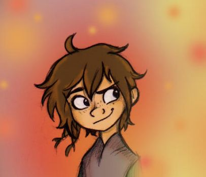 Hiccup by SparklingNeptune