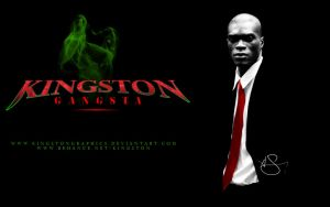 Kingston Gangsta 1 by KingstonGraphics