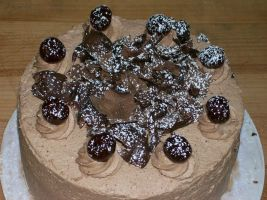 Black Forest Cake by Jifmona