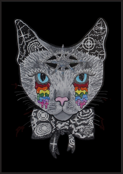Cosmicat by ArtAgainstSociety
