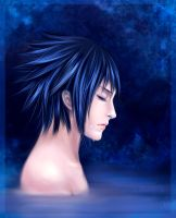Sasuke__water by leejun35