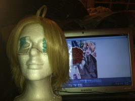 America Wig Update (Front) by ShadoeKat