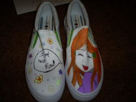 Orihime shoes - I just have.. by AruTamashi