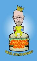 Heisenburger King by HeisenburgerKing