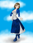 BioShock Infinite: Elizabeth Color Contest by ShortEthan