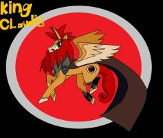 King Claudis Thunderpony by 1giggles2giggles3