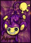 Aipom by JulieKarbon
