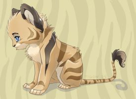 Tigon the Cute by tigon
