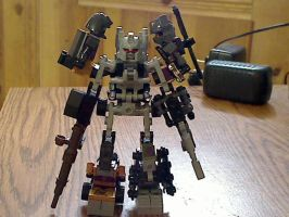 Kre-O Bruticus with Blast Off added by illiniguy34