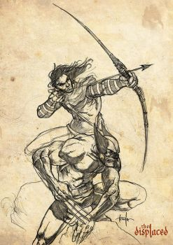 Brenn and Wolverine by ricktroula