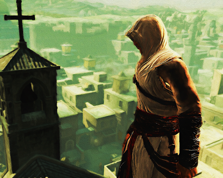 Altair by LowBassGuy