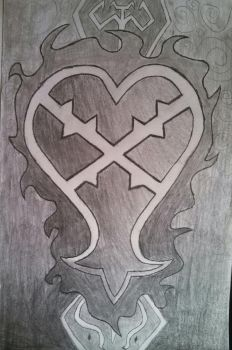 College Project 1: Heartless Value Sketch by HailfirePhantom