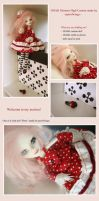 Monster High Custom Rose ooak by pairofwings