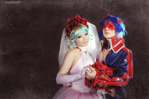 TTGL_To face the future together by SoranoSuzu