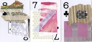 Debut Playing Cards for R by Izaaaaa