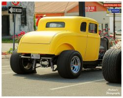 A Cool Yellow Coupe by TheMan268