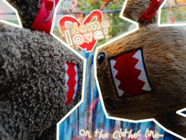 Domo love by Horror-Scarred
