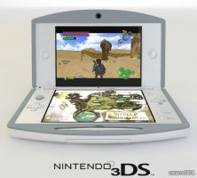 Nintendo 3DS by emanon01