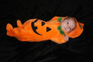 Baby - Pumpkin 6 by paradox11-stock