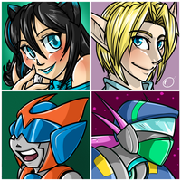Icon and Art Set 11 by LittleSocket