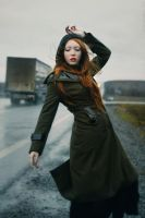 Dancing on a Highway I by iomaSaty