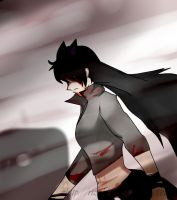 Blake Belladonna intruder by rizublake