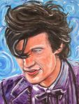 Matt Smith's Doctor by Mazzi294