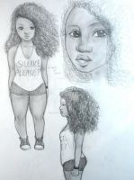 Sketches, New Project by RavenDANIELS