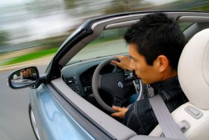 Volvo C70 Driver by morgan2pix