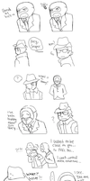 TF2 - When Spy is bored.... by Soulwaker