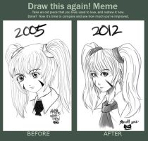 Meme  Before And After by MARKCW