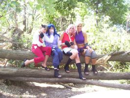 Konoha Kunoichi: Friendship by Eloare