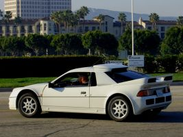Ford RS200 RARER than Enzo by Partywave