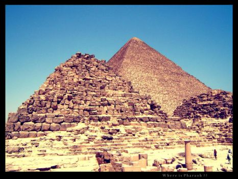 Where is Pharaoh. by parchatek