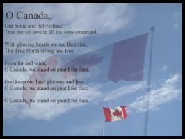 Canada, Please Rise by I-Am-Canadian-Eh