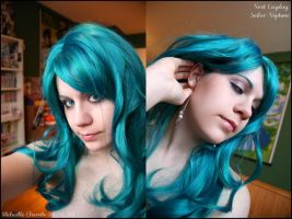 Next cosplay: Sailor Neptune by Mikacosplay