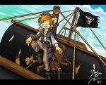 He's a Pirate by samlow