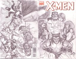 Sketch Cover 05 by paperlab