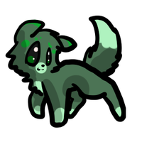 ArtTrade: Puppeh by Kitzophrenic
