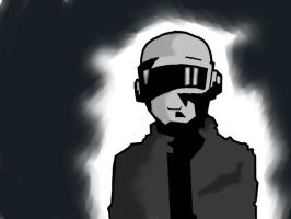 Bangalter Vector Thing by The-Mad-March-Hare